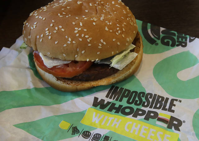 Burger King introduces the popular Impossible Whopper as veganism and vegetarianism is in high demand, even in fast food joints.